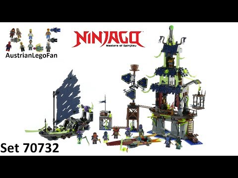 Lego Ninjago 70732 City of Stiix - Lego Speed Build Review thumbnail