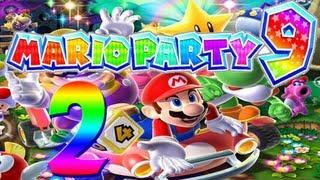 Mario Party 9 - Let