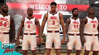 NBA 2K20 PC - Goodbye Rec Center