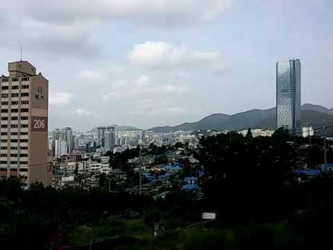Busan international finance center