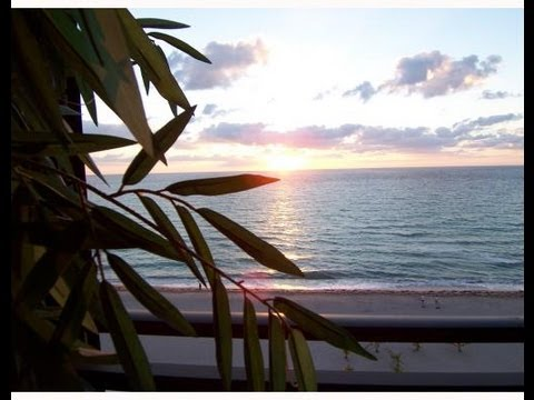 Hollywood /Florida furnished beauty for rent 2/2 on the beach