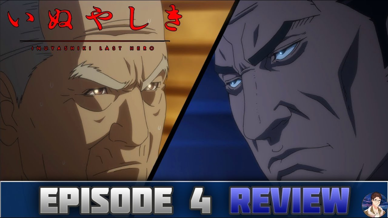 Inuyashiki Last Hero Episode 4 Anime Review