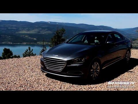 Review 2015 Hyundai Genesis
