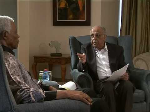 Nelson Mandela In Conversation with Ahmed Kathrada.avi