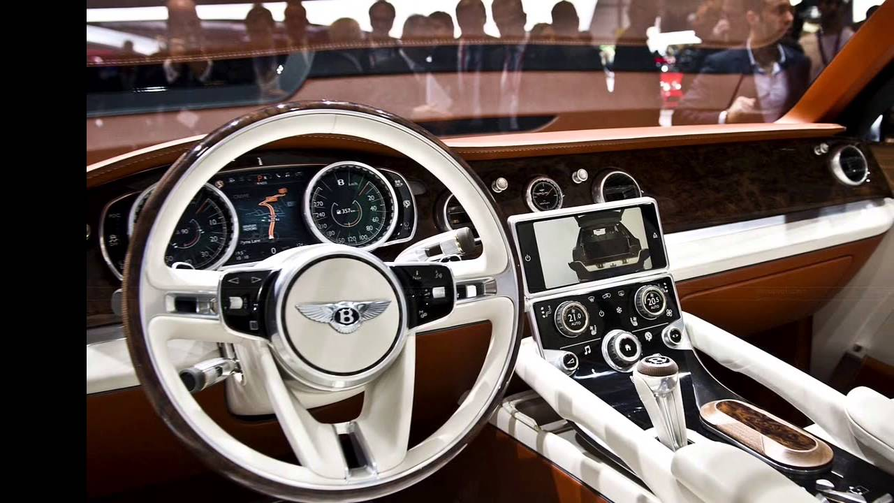 2016 bentley bentayga luxus suv exterior and interior youtube. Black Bedroom Furniture Sets. Home Design Ideas