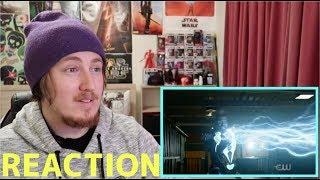 Black Lightning 1x1 REACTION!!!