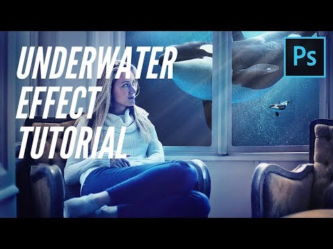 Underwater Effect / Photoshop Tutorial thumbnail