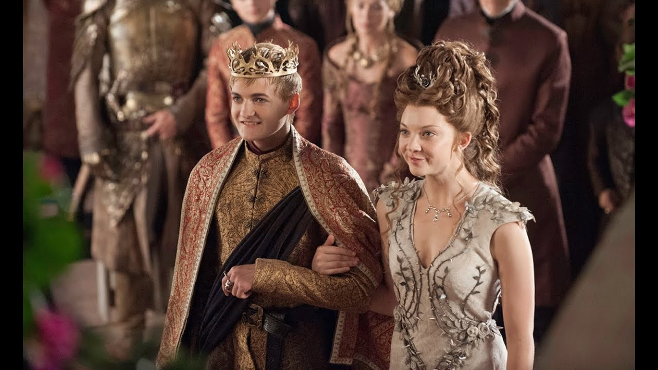 Game of Thrones - Five wedding ceremonies from the Faith of the Seven
