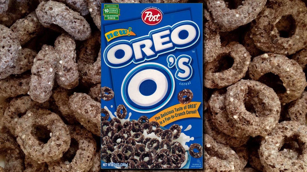 Oreo O's (1998)