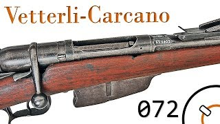 Small Arms of WWI Primer 072: Italian Vetterli 1870/87/15