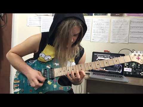 Creeping Death Guitar Solo