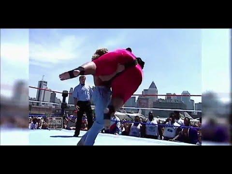 Lex Luger slams