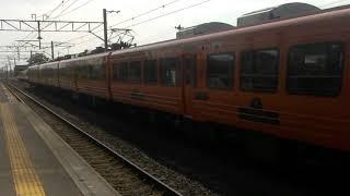 783系CM13+CM21臨時特急ハウステンボス18号+特急みどり18号長崎本線伊賀屋駅通過