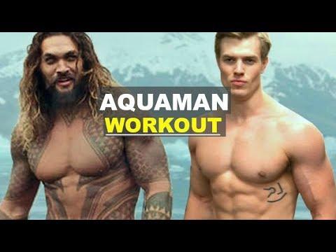 How Jason Momoa Got Jacked To Play Aquaman (Superhero Workout)