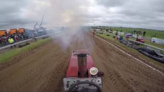 Rough Justice Onboard at Cumbria Power Weekend 2016