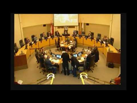 Committee of Council - January 17, 2018
