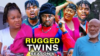 RUGGED TWINS SEASON 5 - (Trending Hit Movie 2021) 2021 Latest Nigerian Nollywood Movie Full HD
