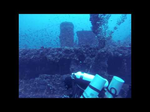 Technical Wreck Diving Greece