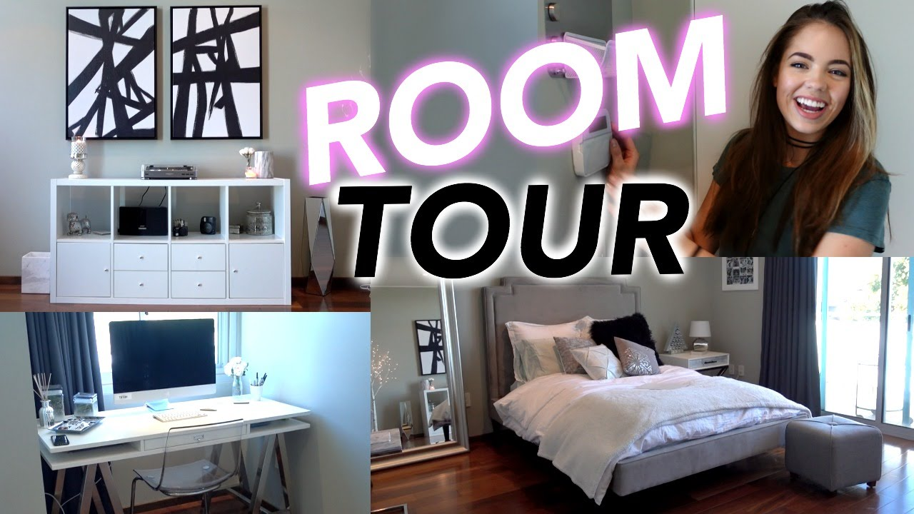 Official room tour 2016 youtube for Rearrange my room virtual