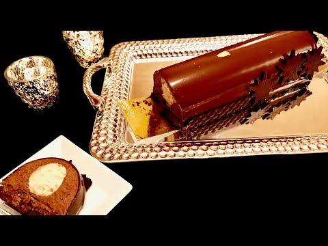 recette-de-la-buche-de-noël-au-chocolat-et-vanille