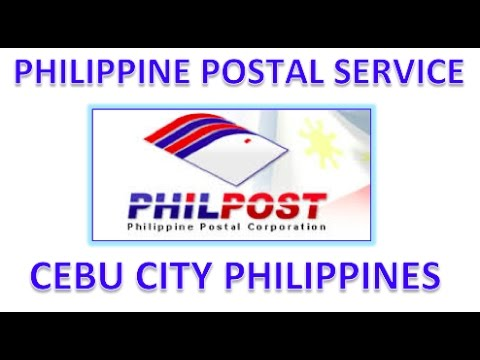 Philippines Life: The Philippine Postal System (PhilPost) is