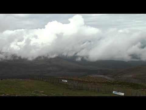 Top of CairnGorm Mountain & Ski Area, Scotland