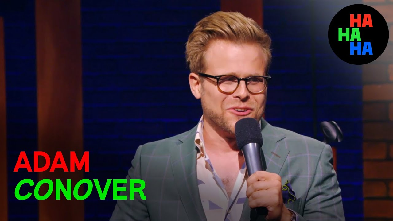 Adam Conover - When your Sister is a Nuclear Physicist, just give up.
