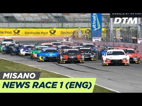 Highlights Race 1 - DTM Misano 2019