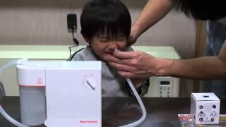 電動鼻水吸引器使ってみた。(ベビースマイル メルシーポットS-502) thumbnail