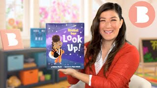 Rocket Says Look Up! - Read Aloud Picture Book | Brightly Storytime