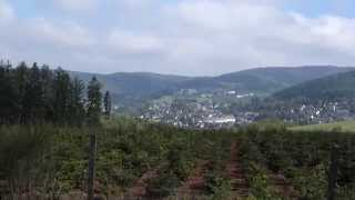 Bad Fredeburg im Sauerland im May 2014