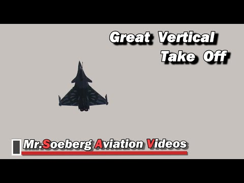 a GREAT VERTICAL TAKEOFF and LANDING, RAFALE French AF at Kleine Brogel