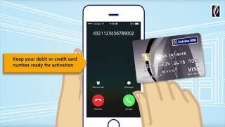 Activate Your Debit or Credit Card With Text2Call  تفعيل بطاقتك الائتمانية/الخصم عبر خدمة TEXT2CALL