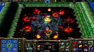 Warcraft 3 | Custom Hero Survival v2.6c | Awesome Game | Good Bets | Blink should be banned