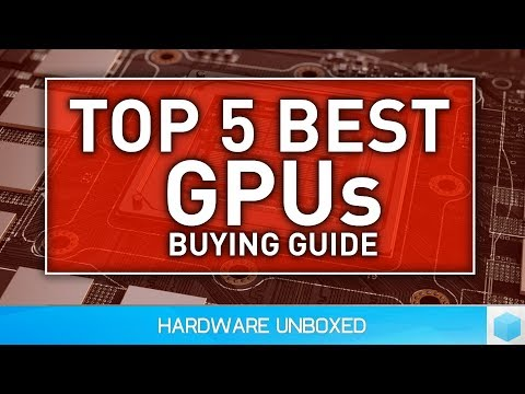 Top 5 Best GPUs Right Now, Your GPU Apocalypse Guide!