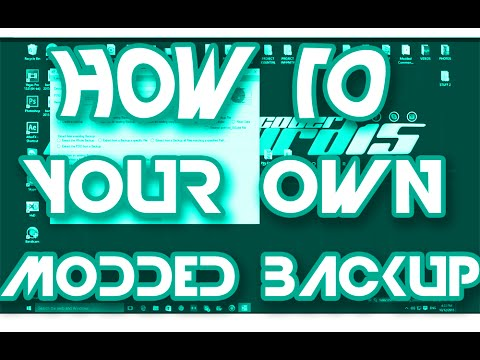 How To Make Your Own Modded Backup [PS3/4.80] from YouTube · Duration:  10 minutes 57 seconds