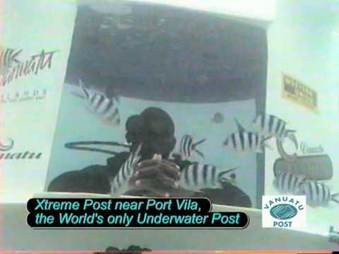 Vanuatu Extreme Post : Underwater