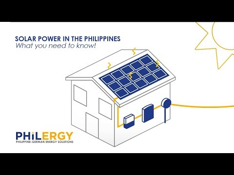 SOLAR POWER PHILIPPINES - What you need to know!