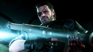 Metal Gear Solid 5: The Phantom Pain - 22. Minuten Gameplay inklusive Multiplayer