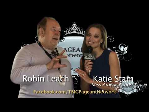 Miss America 2012 - Robin Leach exclusive interview on TMG Pageant Network