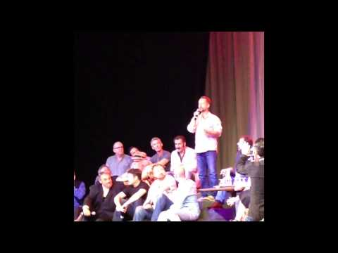Billy Boyd sings Pippin's Song at Fantasy Con 2014