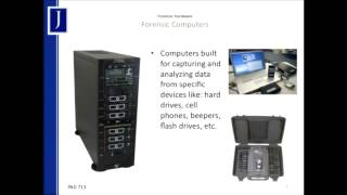 Digital Forensics: Hardware