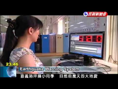 Earthquake shows the value of early warning system