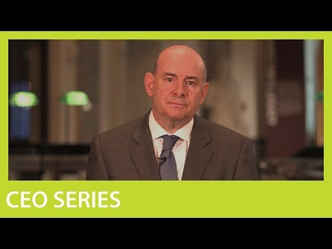 CEO Series: Fitch Ratings CEO Paul Taylor