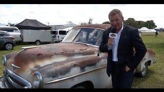 New Zealand Classic Car & Hot Rod Festival: Classic Restos Series 33