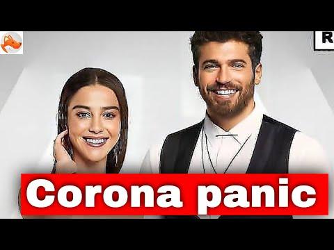 Corona panic on the set of the series Mr Wrong / Bay Yanlış