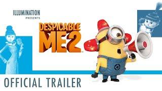 Despicable Me 2 - Trailer (HD)