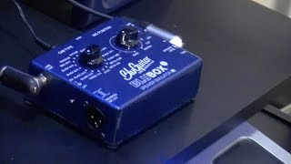 [MUSIKMESSE] BluGuitar BluBox Speaker Emulator