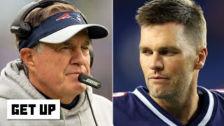 Can Bill Belichick convince Tom Brady to stay with the Patriots? | Get Up