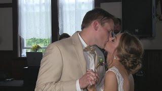 Rebecca + Logan Highlights Reel -  Wedding Day Video by XoomworX